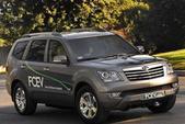 起亚汽车发布全新霸锐 FECV燃料电池车