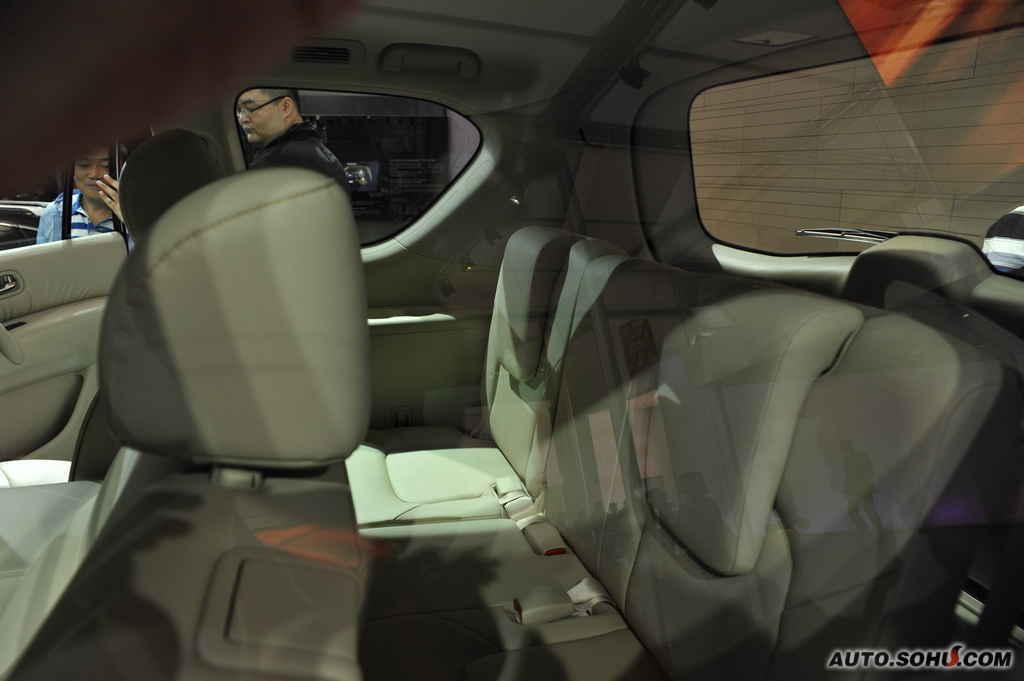 英菲尼迪 英菲尼迪 qx 英菲尼迪qx56车展实拍高清图片