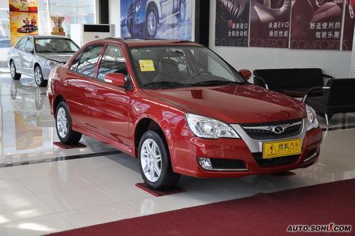 2010款东南菱悦CVT 1.5L风采版