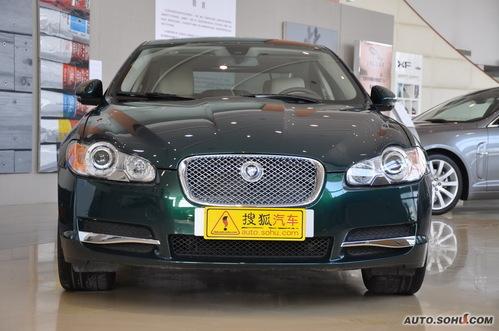 2010款捷豹XF