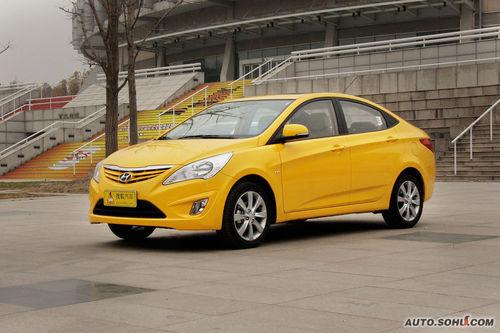 2010款北京现代1.4GLS自动豪华型
