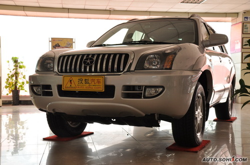 2009款江淮瑞鹰2.0L两驱基本型