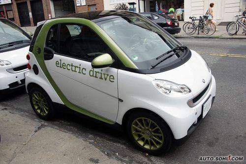 smart fortwo-cabrio 实拍 外观 图片
