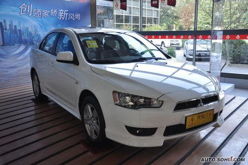 2010款东南三菱翼神1.8L CVT致尚版豪华型