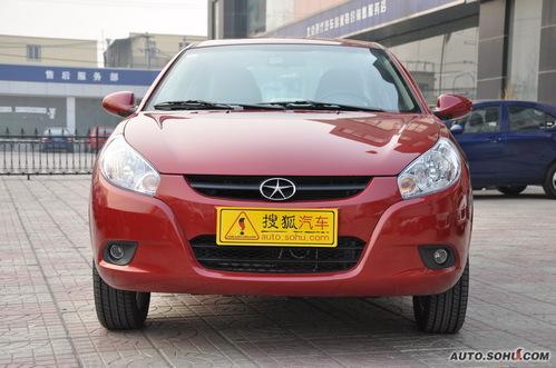 2009款江淮同悦三厢1.3L舒适型