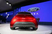 福特START概念车车展实拍