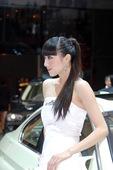 2009上海车展改装宝马车模