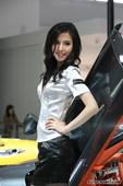 2008北京车展王璐