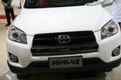 丰田RAV4车展实拍