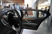 宝马5系长轴距版车展实拍