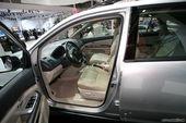 比亚迪S6车展实拍