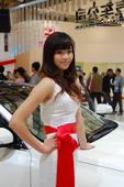 2009上海车展风神车模