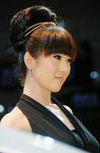 2009上海车展吉利模特