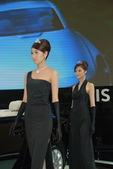 2009上海车展雷克萨斯车模
