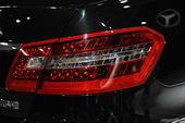 奔驰E级长轴距版车展实拍