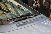 奔驰B200 09上海车展实拍