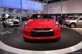 日产GT-R车展实拍
