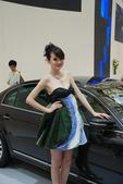 2009上海车展车模