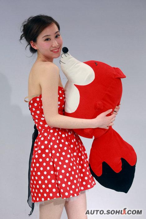 模特图片_汽车美人志-换装秘籍_模特图片库_2010北京