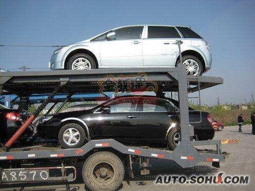 2009款比亚迪e6纯电动车探营实拍高清图片
