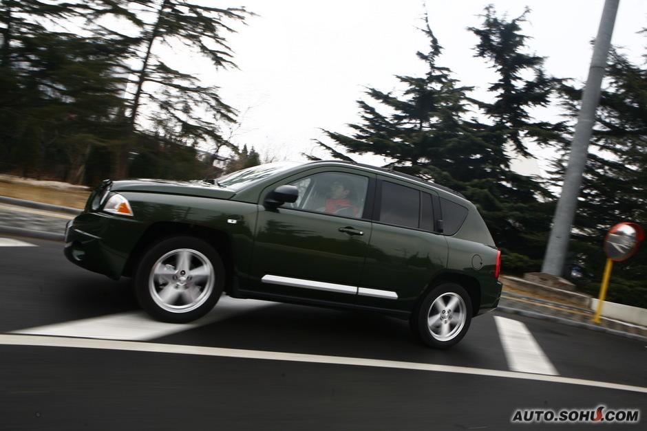 jeep吉普 吉普 指南者 jeep指南者外观高清图片
