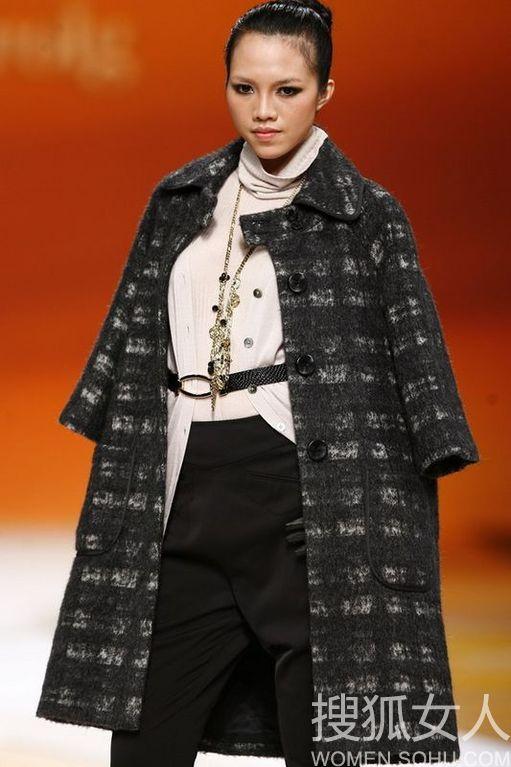 玛丝菲尔2010秋冬时装秀
