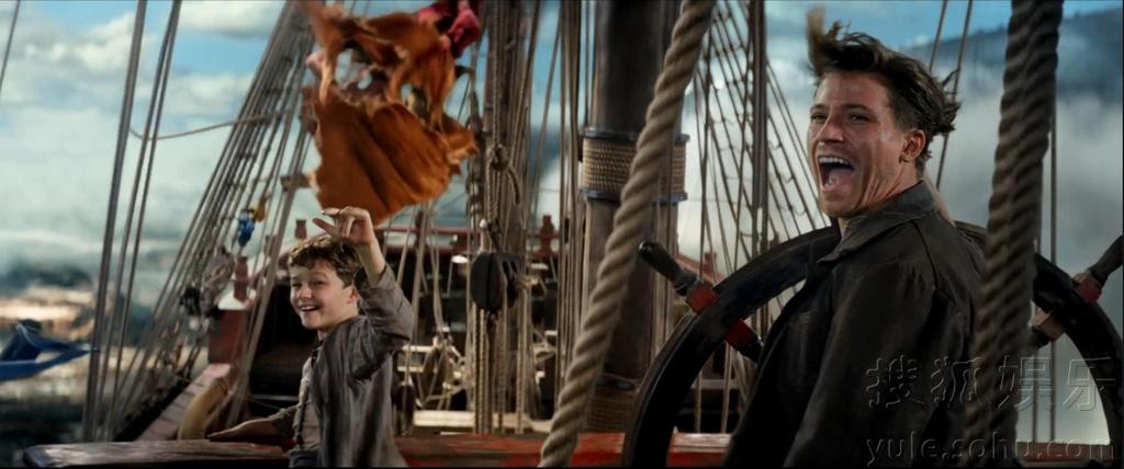 令人期待.2分半的视频中梦幻岛的奇妙景象轮番展示,搭配着影高清图片