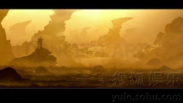 魔兽世界 首曝电影LOGO 外媒 神似星际争霸