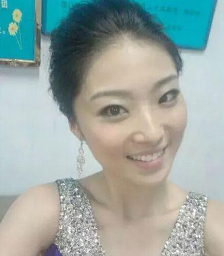 马翩然曾任河南电视台9频道主持人.-美女主播被男友砍死 生前与男友