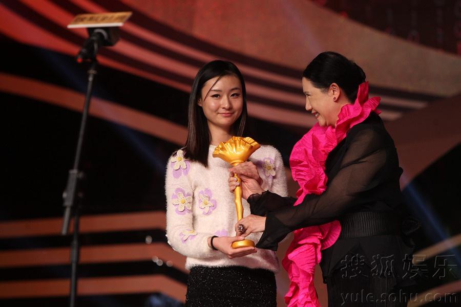 歌手redfoo等国内外明星、时尚达人出席盛典,盛典发布了2013高清图片