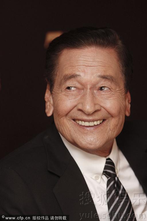 第七届亚洲电影奖 影帝候选人艾迪加西亚亮相