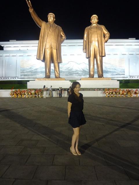 独家:台湾美少女的朝鲜乒乓之旅 照片曾被删除