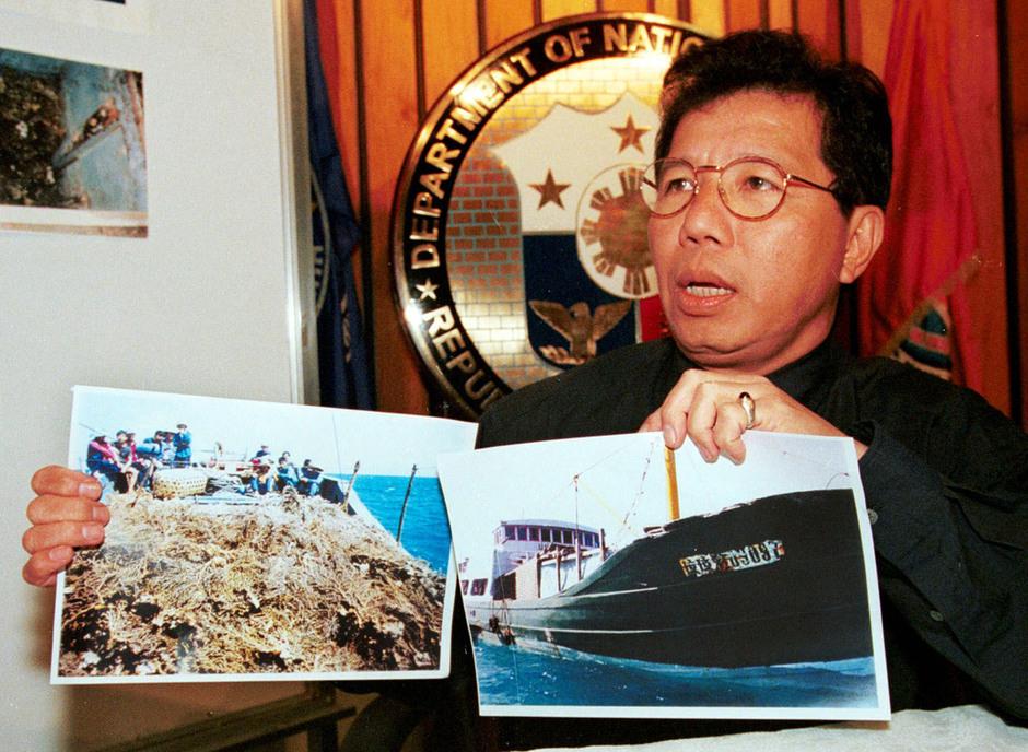 菲律宾抢夺我黄岩岛的历史回顾(图)