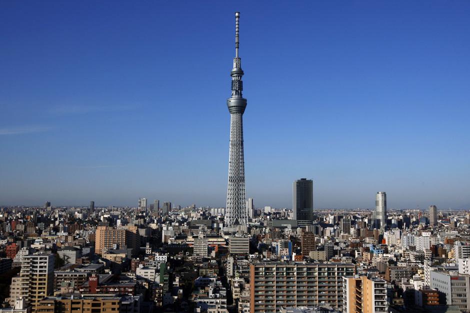 成为世界最高的电视塔