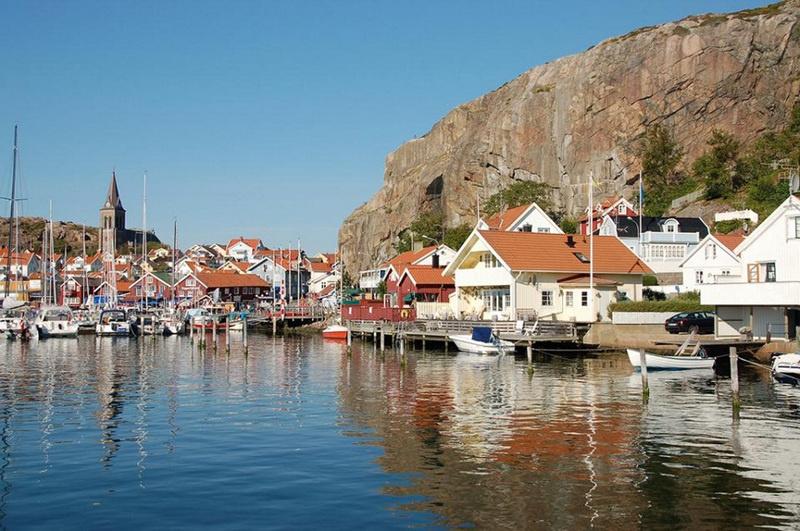 15座欧洲风景如画的自然小镇
