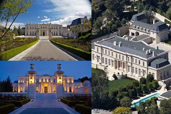 世界最奢华的10大私人豪宅pk中国十大超级豪宅