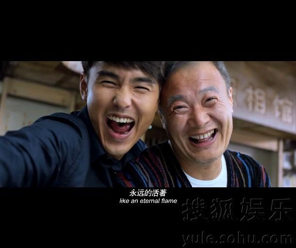 阮经天微电影获赞 演绎成人版《爸爸去哪儿
