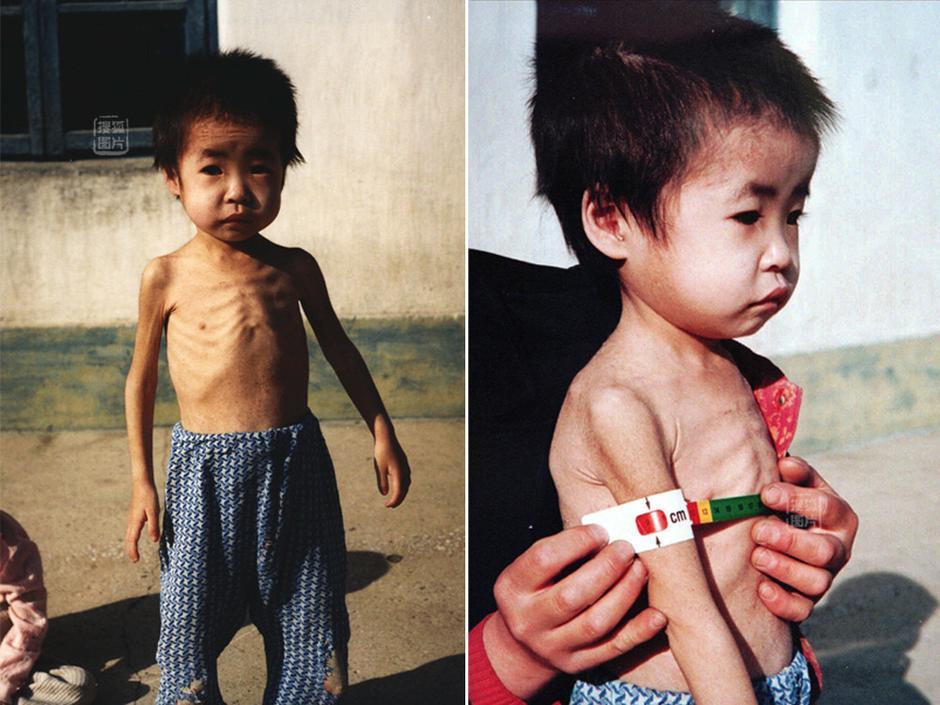 """饿死了卡通图片_朝鲜:饥饿的""""盛世""""5053124-新闻图片库-大视野-搜狐"""