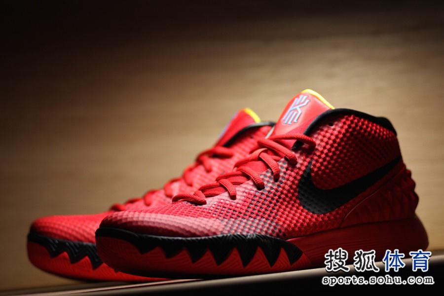 球鞋测评:凯瑞-欧文一代战靴 KYRIE 17440728