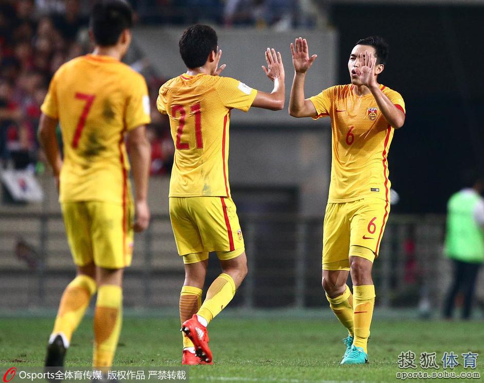 FIFA 评:中国队令对手陷入恐慌 本有望客场拿分