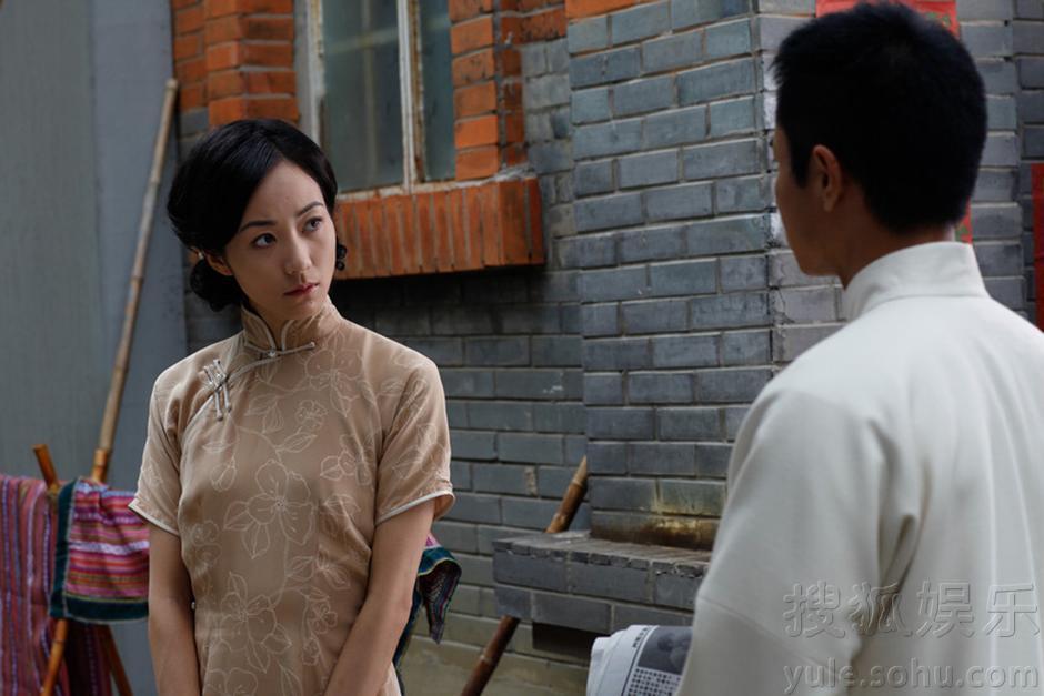 剧版《叶问》四卫视将播 郑嘉颖韩雪虐恋情深图片