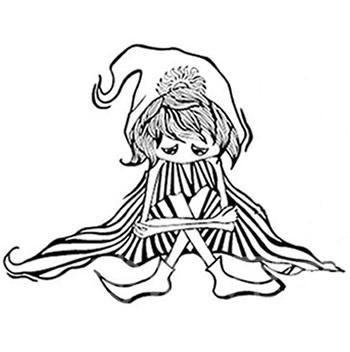 12星座手绘婚纱简笔画