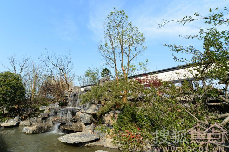 佘山玺樾小区景观及样板间高清大图