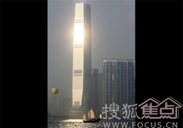 838米世界第一高楼将建成