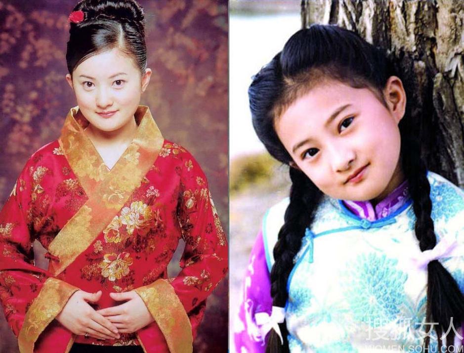 中国最可爱的童星