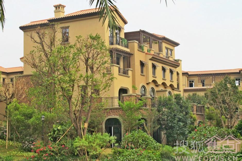 体验南城豪宅生活 顶级私家园林别墅景观