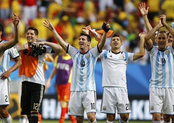 世界杯荷兰对阿根廷_