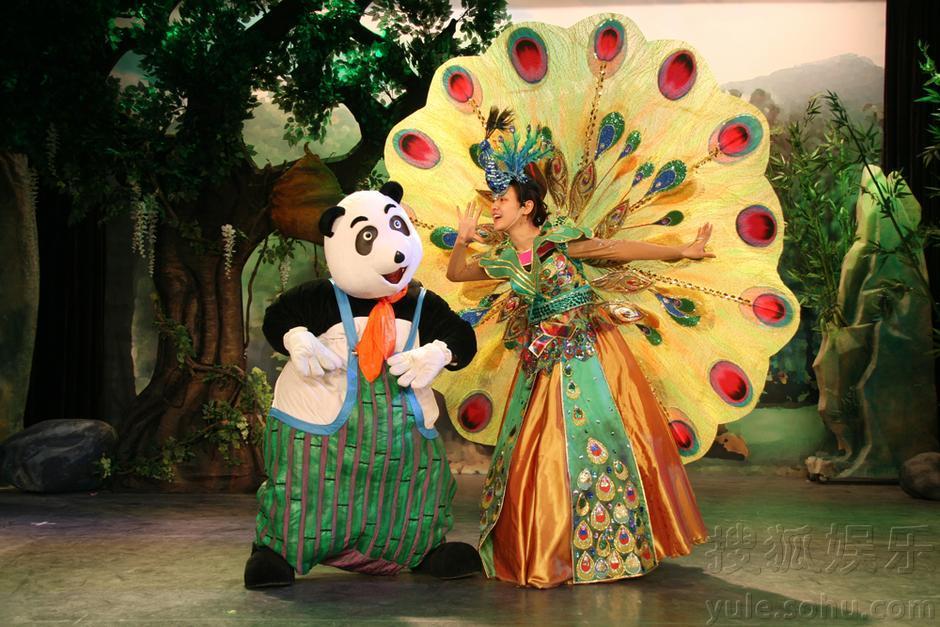 中国木偶剧院《北京动物园动物城堡》最新剧照