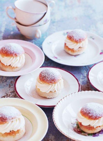 和一个纽约的食物摄影师所建立的,不同于大部分的甜点介绍,属于浪漫