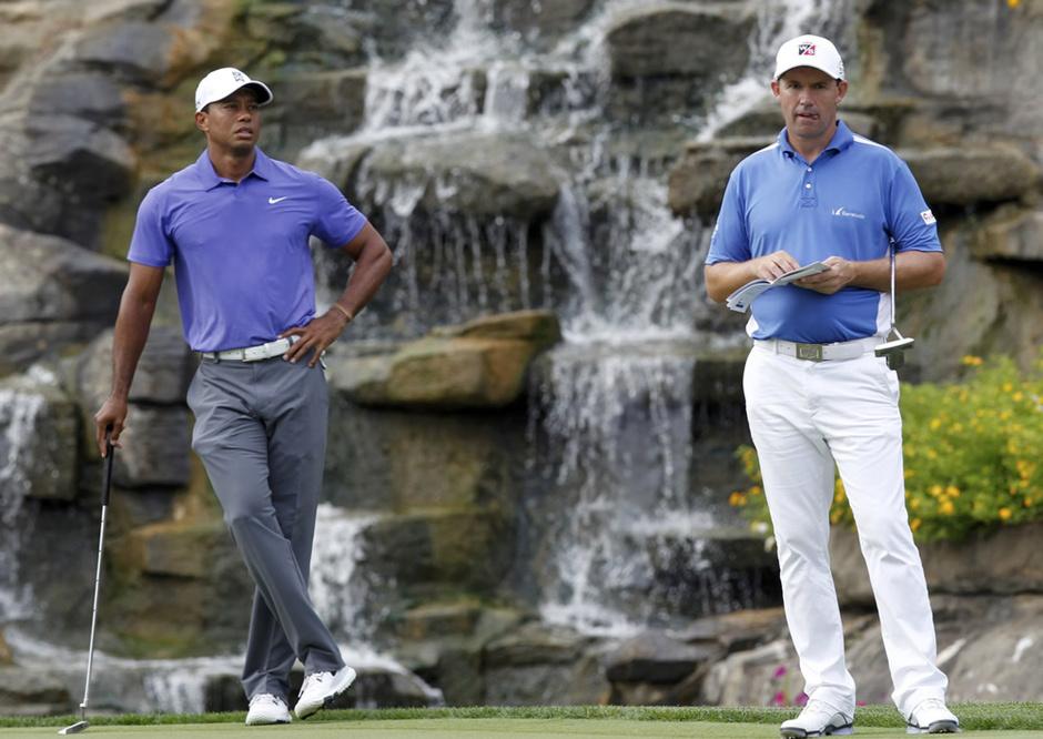 8月7日万,美国路易斯维尔,2014美国pga高尔夫锦标赛首轮比赛拉开战幕.